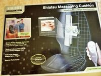 Homedics Shiatsu Massaging Cushion Seat