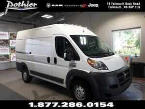 2018 Ram ProMaster 2500 High Roof | REAR CAMERA | UCONNECT | KEY