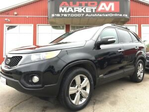 2012 Kia Sorento EX V6 (A6), AWD, WE APPROVE ALL CREDIT