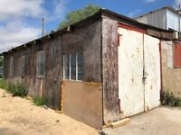 Commercial Unit, Storage, Garage TO LET in Heart of Braintree M11 / A12