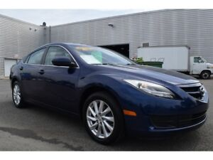 2011 Mazda Mazda6 GS-I4/AC/CRUISE/BLUETOOTH