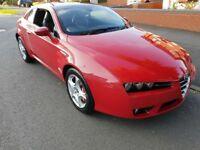 2008 ALFA ROMEO BRERA 2.4JTDM 210BHP NEW MOT LOW MILEAGE