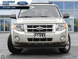 2011 Ford Escape XLT Automatic 3.0L London Ontario image 2