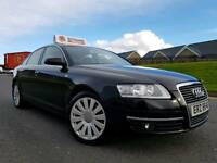 "Sep 2008 Audi A6 2.0 Tdi Limited Edition! Genuine 18"" Alloys! Full Leather! Sat-Nav! FSH! Great Car!"