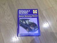 Renault Scenic Owners Workshop Manual