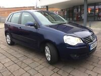 Vw polo automatic one previous owner, low mileage