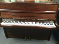 Upright Piano KNIGHT K10, 3 Pedal Model (FREE LOCAL DELIVERY TN15 KENT) Serviced and Tuned