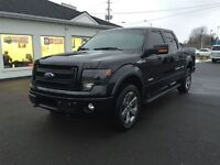 2014 Ford F-150 FX4 *Leather*NAV*Moon roof*Bed Liner*
