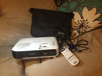 Epson EB-S04 Portable Versatile Projector (3000 Lumens).