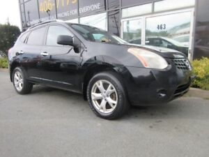2010 Nissan Rogue 2.5L FWD W/ AC ALLOYS HEATED FRONT SEATS AUX P