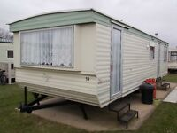Caravan to rent in scratby near great yarmouth