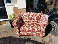 Large cuddle chair/sofa (conservatory?)