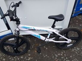 Gravity Zinc Bike