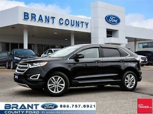 2015 Ford Edge SEL - CLEAN CARPROOF!