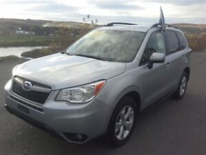 2014 Subaru Forester 2.5i Touring TOIT PANORAMIQUE,MAG,ETC