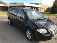 2007 Chrysler grand voyager 2.8 crd stow and go 12 months mot/3 months parts and labour warranty