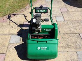 Suffolk Punch, Cylinder Petrol 17s, Self propelled & Grass roller