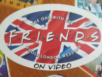 Friends limited edition vhs boxed set
