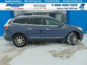 2014 Buick Enclave Leather AWD *Nav! *Rear camera! *Heated & coo