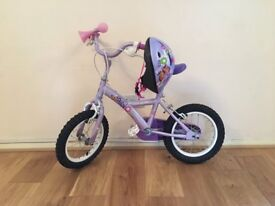 Kids Bicycle with Matching Helmet