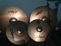 Zildjian planet Z cymbals