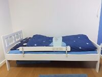 IKEA Kid bed with Pocket spring mattress