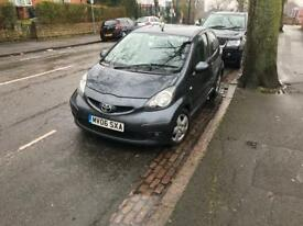 Toyota Aygo sport vvti.1 06 reg done 90 k other cars in stock press see all adds