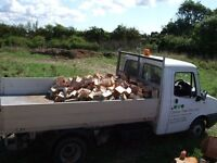 Logs, firewood, free delivery, fire wood, seasoned log sales