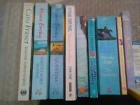 Fiction books X 9 Men are From Mars Arabella Weir Jenny Colgan Josie Lloyd