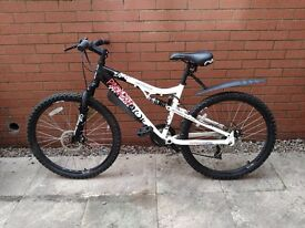 Mountain Bike for sale, Hardly used.