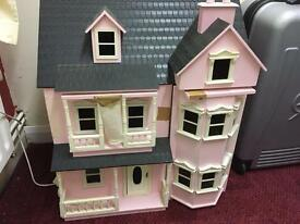 Dolls house for adults - a summer project