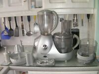 Breville Anthony Worrell Thompson silver food processor