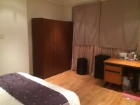 Large DOUBLE ROOM IN LONDON near tube inc bills