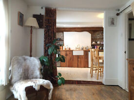 Large double room in the Narrows (central Totnes) for long/short-term rental. Dog Lover required.