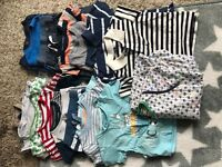 Bundle of boys clothes 18-24 months