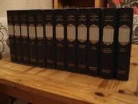 Folio Society Books - Set x 12 Books - A History of England