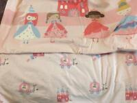 Next Princess single bedding