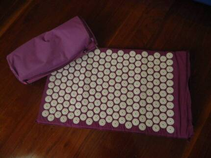 Acupressure/Massage/Meditation/Yoga Mat with Carry Bag