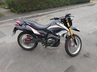 Keeway 125 bike