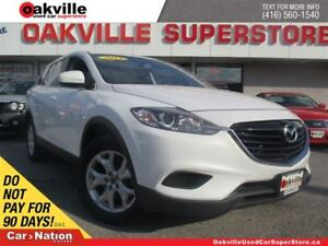 2013 Mazda CX-9 LEATHER | SUNROOF | 7 PASSENGER | LOADED |