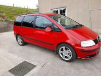 Seat, ALHAMBRA, MPV, 2010, Manual, 1968 (cc), 5 doors