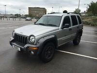 JEEP CHEROKEE 3.7 V6 EXTREME SPORT LPG GAS CONVERSION 12 MONTH MOT
