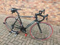 Cervelo R5 DuraAce Di2 carbon road bike in as new condition