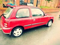 Nissan micra automatic 2002