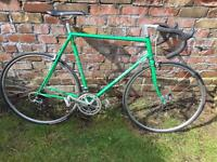Raleigh cycle (original retro bike)