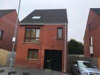 TENANTS WANTED - 4 bed furnished house