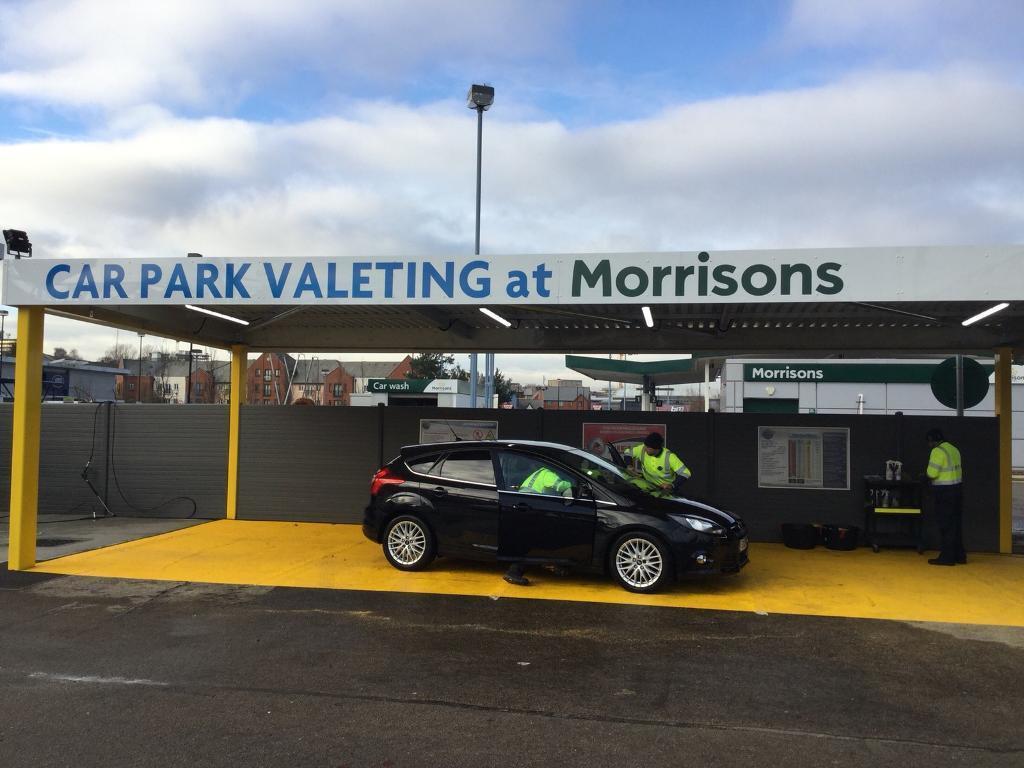 Car Valeting Business For Sale West Midlands