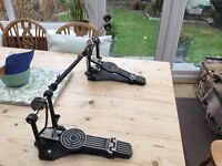 Sonor double kick pedal , good working condition no case