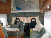5 Berth motorhome Lovley van for the price