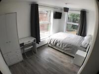 Double room in a luxury house